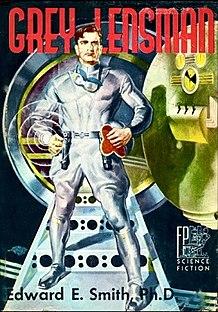 <i>Gray Lensman</i> book by Edward Elmer Smith
