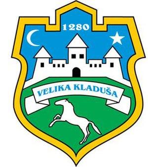 Velika Kladuša - Image: Grb Velika Kladusa