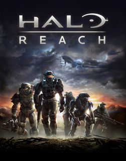 <i>Halo: Reach</i> 2010 first-person shooter video game