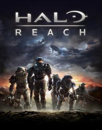 Halo: Reach - Image: Halo Reach box art