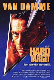 <i>Hard Target</i> 1993 film by John Woo
