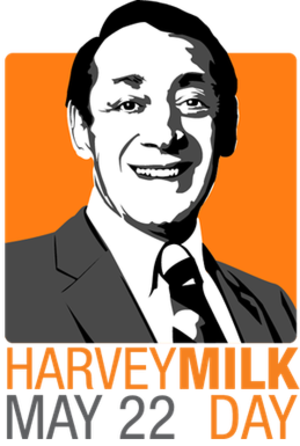 Harvey Milk Day - Harvey Milk Day logo