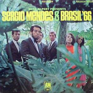 Herb Alpert Presents Sergio Mendes & Brasil '66 - Image: Herbalpertpresentsal bum