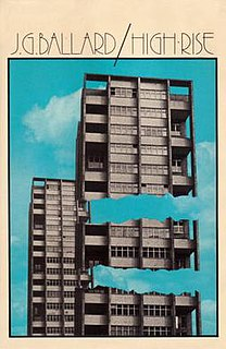 <i>High-Rise</i> (novel) 1975 novel by J. G. Ballard