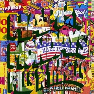 Pills 'n' Thrills and Bellyaches - Image: Hmpillsnthrills