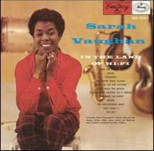 In the Land of Hi-Fi (Sarah Vaughan album) - Image: Inthelandofhifi