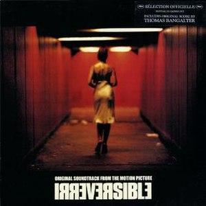 Irréversible (soundtrack) - Image: Irreversible soundtrack