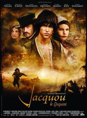 Jacquou le Croquant - French release poster