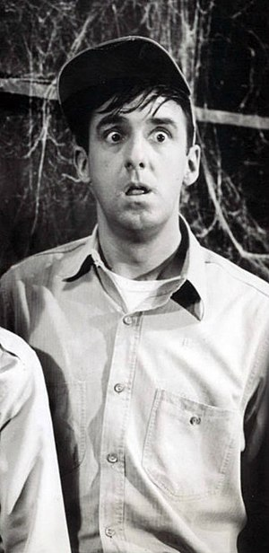 Gomer Pyle - Image: Jim Nabors Andy Griffith Show Cropped