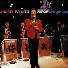 Jimmy Sturr, Polka All Night Long.jpg