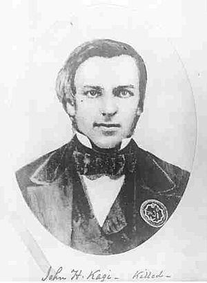John Henry Kagi - John H. Kagi