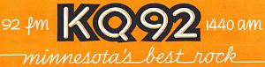KQRS-FM - Historic KQRS logos