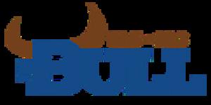 KRPT - Image: KRPT The Bull 92.5 93.3 logo