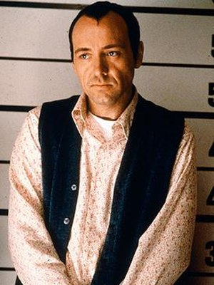 """Keyser Söze - Kevin Spacey's character Roger """"Verbal"""" Kint is identified as Söze in a police sketch"""
