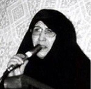 Khadijeh Saqafi - Image: Khadijeh Saqafi