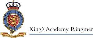 King's Academy Ringmer - Image: King's Academy Ringmer logo