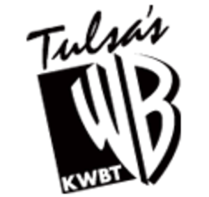 KQCW-DT - KWBT's logo as a WB affiliate, used from 2002 to 2006.