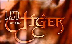 Land of the Tiger title card