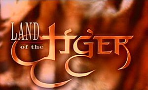 Land of the Tiger - Series title card