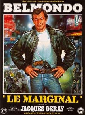 Le Marginal - Image: Le marginal poster
