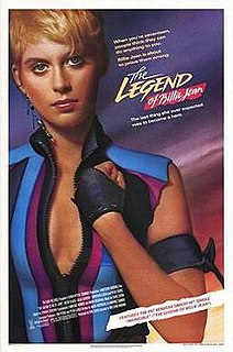 <i>The Legend of Billie Jean</i> 1985 American drama film by Matthew Robbins