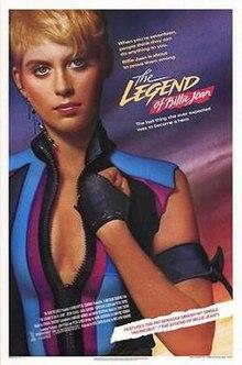 The Legend Of Billie Jean Wikipedia