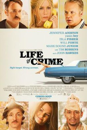 Life of Crime (film) - Theatrical release poster