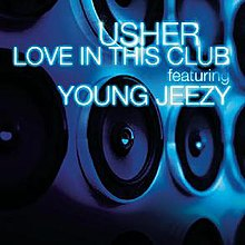 Usher featuring Young Jeezy - Love in This Club (studio acapella)