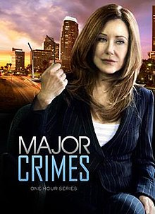 Major Crimes Tv Series Wikipedia