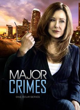 Major Crimes - Series promotional poster