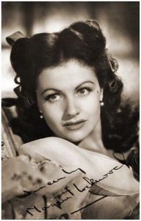 Margaret Lockwood British stage and film actress