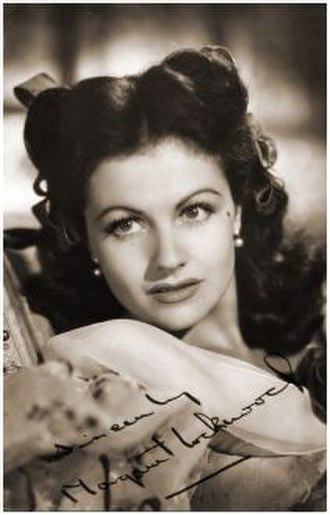 Margaret Lockwood - Margaret Lockwood, 1938