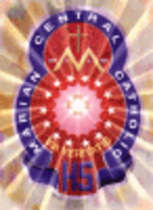 Marian Central Catholic High School - Image: Marian crest