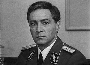 Stierlitz - Vyacheslav Tikhonov portraying Stierlitz