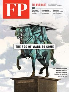 <i>Foreign Policy</i> Bimonthly American magazine