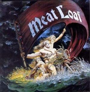 Dead Ringer (album) - Image: Meat Loaf Dead Ringer