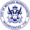 Official seal of Methuen, Massachusetts