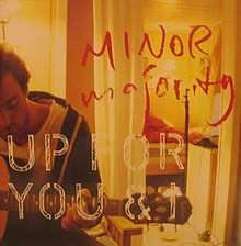 Minor Majority - Up For You & I.jpg