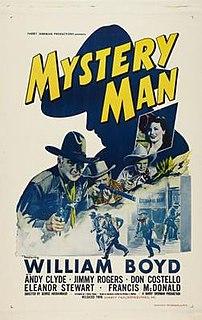 <i>Mystery Man</i> (film) 1944 film by George Archainbaud