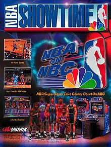 NBA Showtime: NBA on NBC
