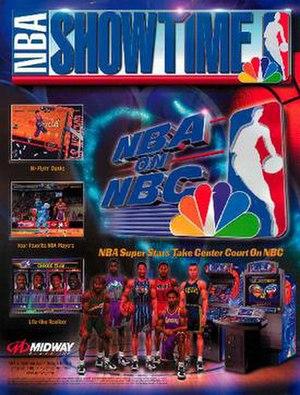 NBA Showtime: NBA on NBC - NBA Showtime: NBA on NBC