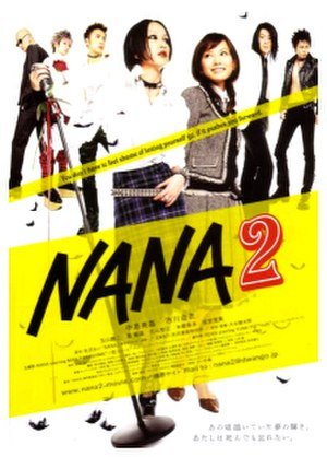 Nana 2 - Theatrical release poster