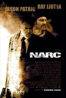 <i>Narc</i> (film) 2002 American crime thriller film directed by Joe Carnahan