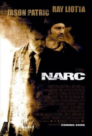 Narc (film) - Theatrical poster