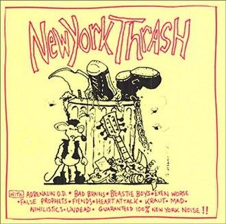 New York Thrash - Image: Newyorkthrash