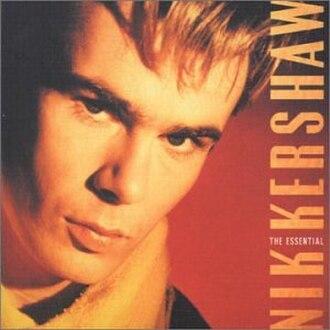 The Essential (Nik Kershaw album) - Image: Nik Kershaw Essential