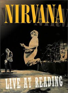 <i>Live at Reading</i> 2009 live album by Nirvana