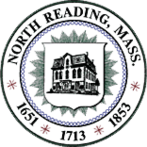 North Reading, Massachusetts - Image: North Reading MA seal
