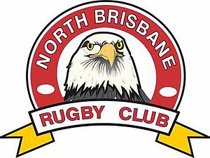 North Brisbane Rugby Club - Image: Norths QUT Logo