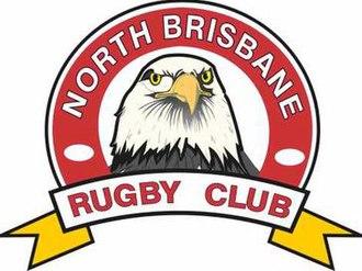 North Brisbane Rugby Club - Image: Norths QUT Logo